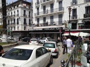 Algiers bookstore